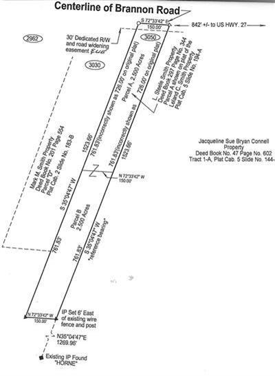 2962 Brannon Road, 417142, Nicholasville, Acreage,  for sale, Hand In Hand Realty
